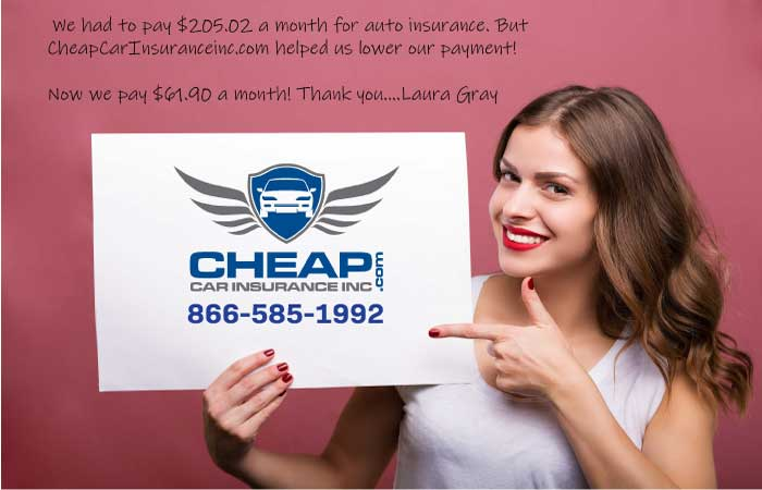 Cheap Auto Insurance Los Angeles Ca Rates From 29 Mo